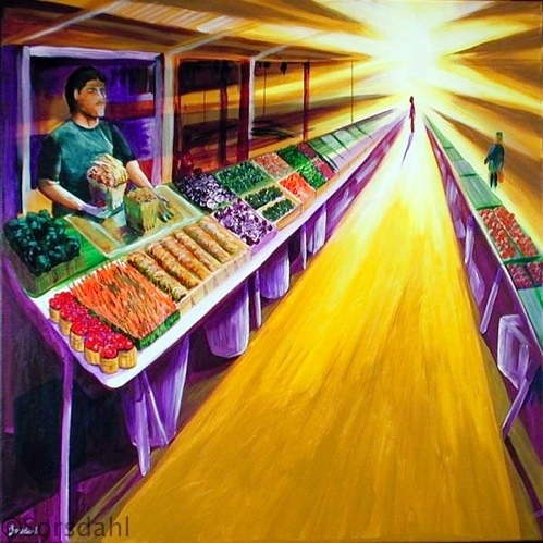 Open Market Garden