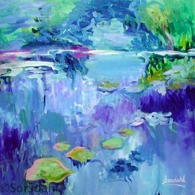30 Minute Monet