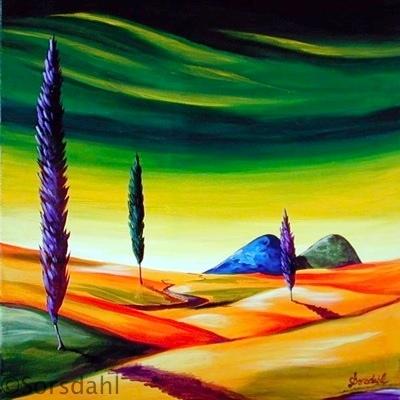 Cypress on Summerset II