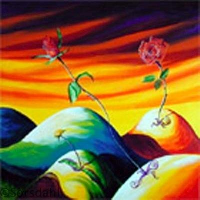 Dandilion Rose