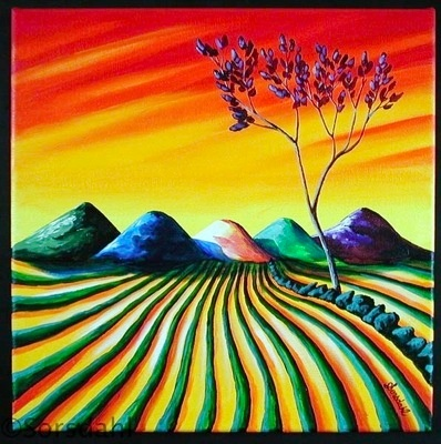Maple Dawn Tuscany II